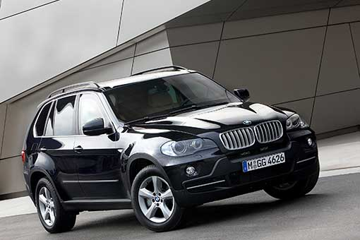 BMW X5 automatic 3.0 Luxury 4x4
